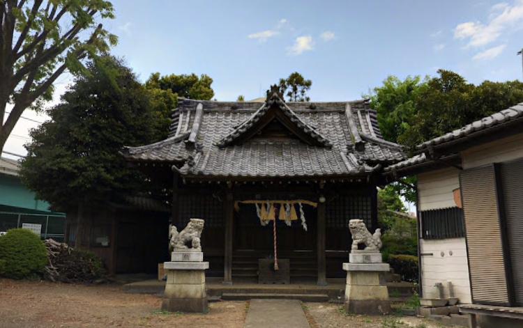和光諏訪神社の夏祭り