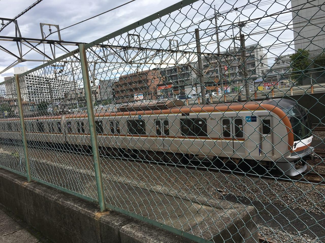 東武東上線メトロ