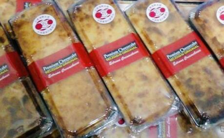 成城石井チーズケーキ